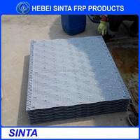 PVC film filler/Cooling tower spindle filler/Film Fills for Packaged Cooling Towers