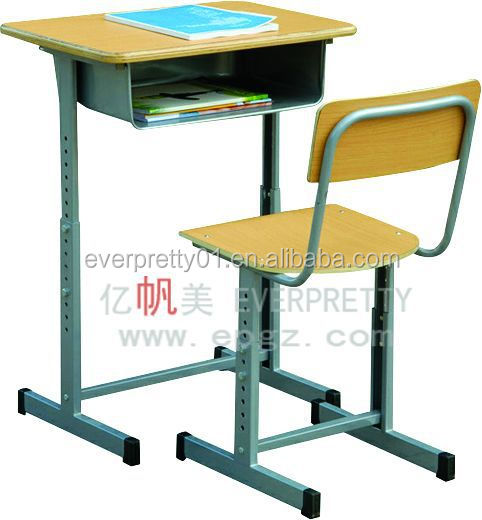 Cheap high quality school furniture metal frame adjustable for Cheap high quality furniture