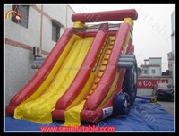 China factory Directly sell! inflatable tire slide , outdoor inflatables , inflatable slide for adult