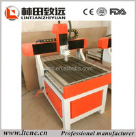 desktop mini 3d wood carving lathes machine kit for business