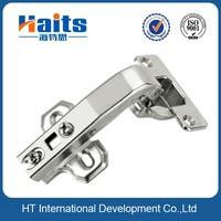 right angle soft closing slide on long hinge