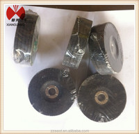 """China Hot sale 4"""" manufacture metal /ss resin bonded red cutting wheel for metal/ss/inox"""