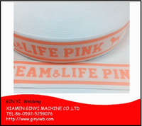Elastic Stripe Ribbon