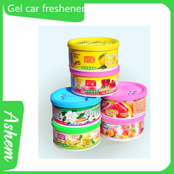 Hot selling solid can air freshener with logo printing IC-777