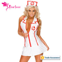 Well Care Leather Nurse Lingerie