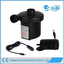 AC DC mini Electric Air Pump for Inflatable products