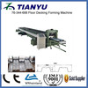 Galvanized Floor Deck Cold Roll Forming Machine/Steel Deck Forming Machine/Floor Decking Machine