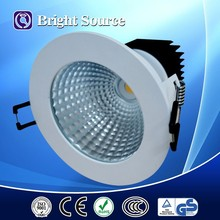 2015 lastest product high quality cob led downlight manufacture made in chongqing