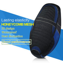 Mesh motorcycle seat net cover motorcycle accessories