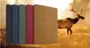 Buckskin grain intelligent dormancy PU case for iPad pro 12.9