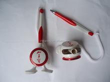 cheap promotional plastic desk pen