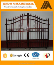 Directly factory of industrial steel gate design with low price AJ Gate-001