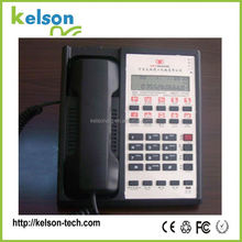 Lowest price best selling Hotel Telephone wholesale big lcd fax machine gsm phone