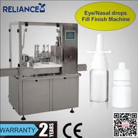 R-VF aseptic filling machine for Sterile eye ear drop bottle