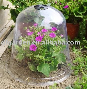 En plastique cloche autres fournitures jardin id du - Cloche en plastique transparent jardin ...
