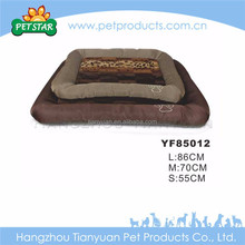 Promotional high quality comfortable folding cat bed