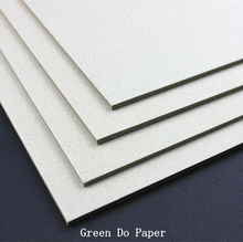 Grey book binding board 3mm