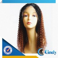 New arrival Top quality Modern Piece honey blonde lace front Wig