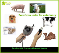FARMSCAN M30 hot sale veternary portable ultrasound machine for cows pigs sheep cattle dairy horse pregnancy