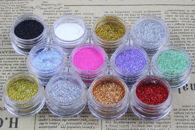 Makeup Multicolor Mini Glitter Eye Shadow Highlighting Powder .jpg