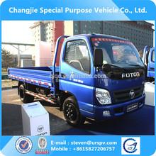 Hino Foton camión mini para ventas calientes