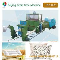 Hot Sell Polyester Fiber Ball Pillow Filling Making Machine