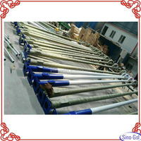 Factory direct high corrosion-resistant steel gate pole