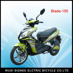 Blade-150: 1500W powerful electric motorcycle!