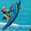 inflatable water flying rafts / water sports fly rafts / inflatable water rafts for sale
