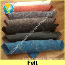 Eco-friendly polyester nonwoven greenhouse felt carpet in roll