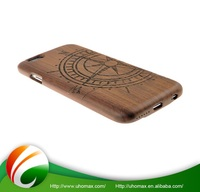 Highest Level 3D Custom Ultra Thin Wood Case For Iphone 5S