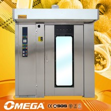 OMEGA 32 Trays Big Volume Electric Rotary Oven(manufacturer CE&ISO9001)