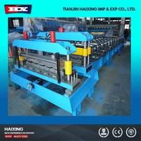 Hot sale metal shingle forming machine