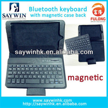 Fancy best price bluetooth wireless keyboard case for tablet