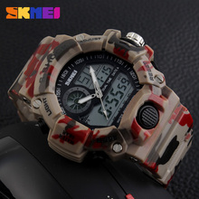 2012 s shock watch plastic rubber band nice time watch