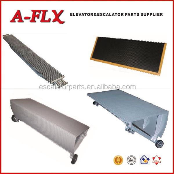 Stainless Steel Escalators : Stainless steel escalator step aluminum