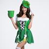 2015 Sexy Beer German Girl Oktoberfest Bavarian Waitress Costume Fancy Dress FS000010