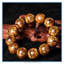 MECY LIFE 2015 wholesale agarwood bracelet beads bracelets from Indonesia