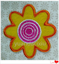 New Design Embroidery Patch Backing Glue