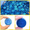 SGS certificated toilet freshener products /toliet blue block