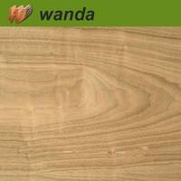 Teak /Oak/Ash/Birch/Keruing/Sapele veneer faced fancy plywood
