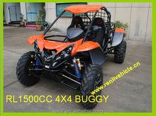 renli 1500cc 1100cc 4x4 all terrian vehicle