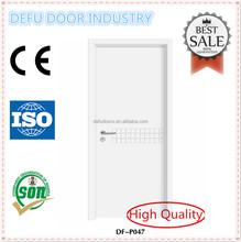 interior decoration cheap veneer latest design wooden doors for bedroom