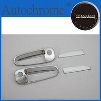 Chrome trim strips, car accessory chrome door handle cover for Toyota Rav4 94-00 2