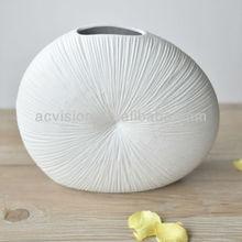 home decor ceramic vase modern design, ceramic flower vase Western style, Porcelain Vase Home Decoration