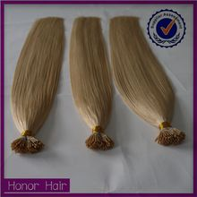 Popular good quality full cuticle cheap glitter 613 blonde hair weave