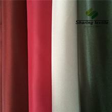 100% Polyester Taffeta Lining Fabric /Taffeta Lining/Taffeta Plaid Fabric