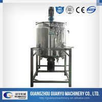 Stainless Steel Open Way High Efficiency Shampoo Mixing Automatic Stir Fry Machine