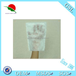 High Density Glove Nonwoven Washing Gloves/Wash Gloves/Wipes Washing Gloves