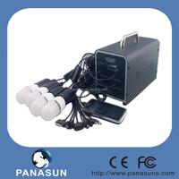 Solarbright Energy-Saving portable mini home emergency solar energy power lighting system